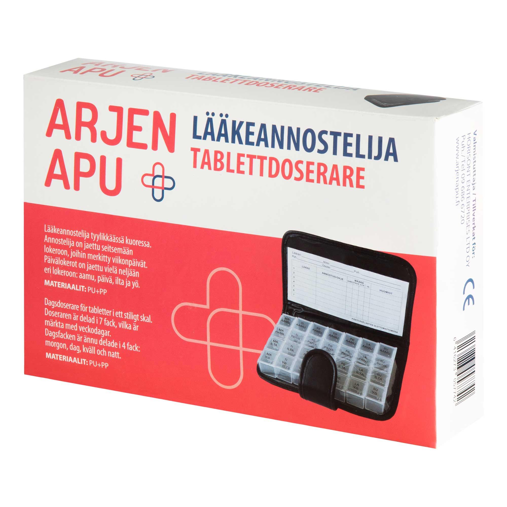Lääkeannostelija, APU-26